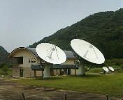 NTTドコモ揚枝方衛星通信所